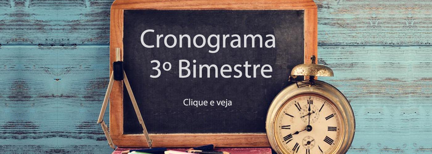 cronograma 3 bimestre site prisma escola